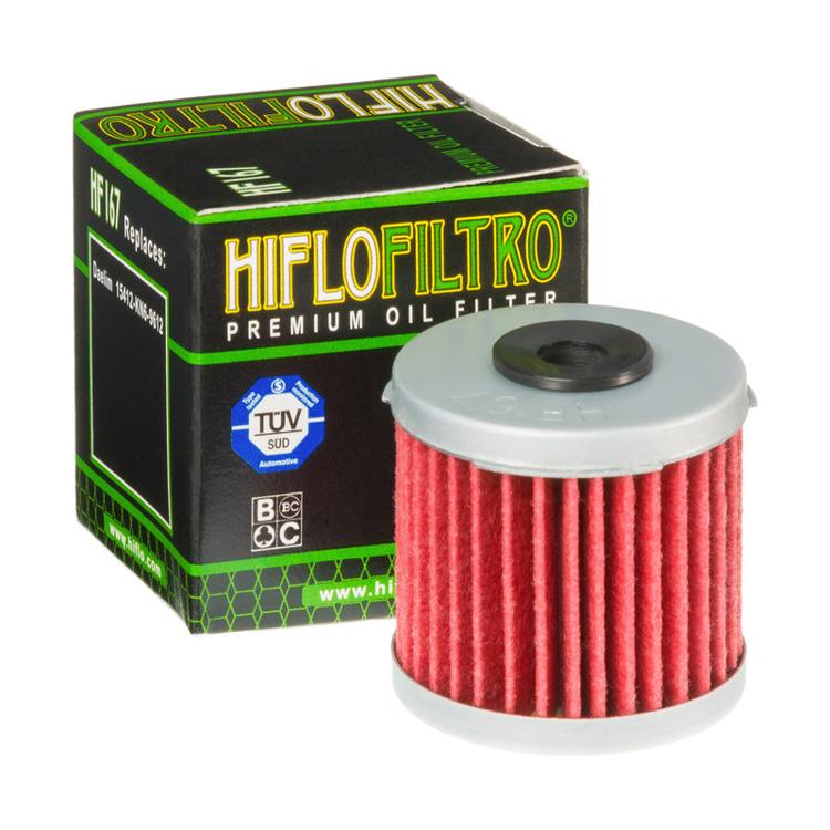 ΦΙΛΤΡΟ ΛΑΔΙΟΥ HIFLO FILTRO HF167 VC 125